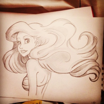 Ariel edited