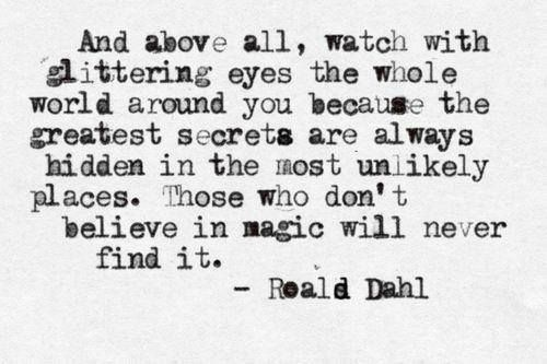 Image result for writing magic quote